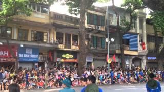 Lễ diễu binh , diễu hành kỉ niệm 70 năm Cách mạng tháng 8 và Quốc Khánh mùng 2/9