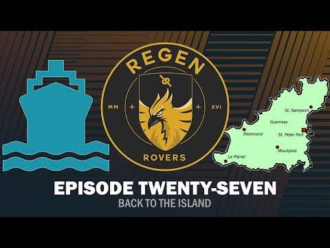 Regen Rovers | Episode 27 - Back to the Island | Football Manager 2019