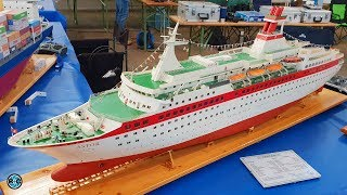 RC CRUISE SHIP -  RC CONTAINER SHIP - RC RESCUE SHIP - RC YACHT - RC FERRY