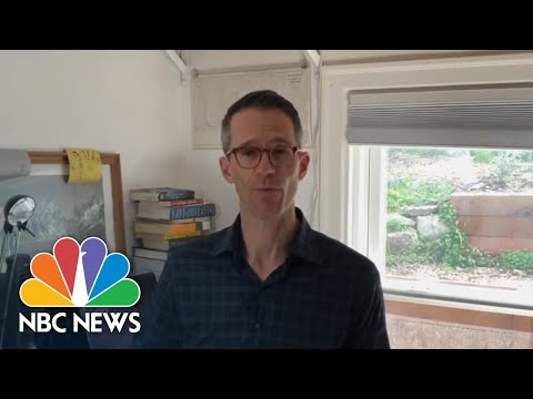 How To Identify Early Symptoms Of COVID-19 | NBC News NOW