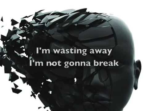 Decyfer Down- Wasting Away + lyrics