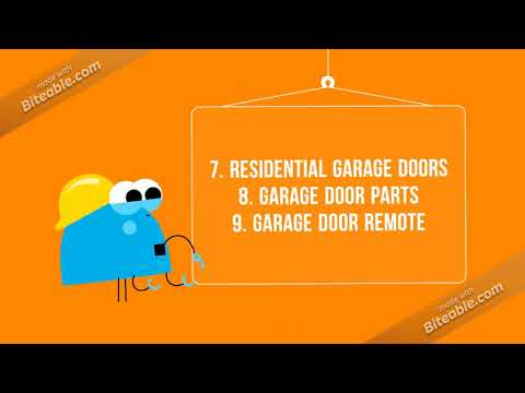 Garage Door Repair Calgary | Garage Door Installation Service