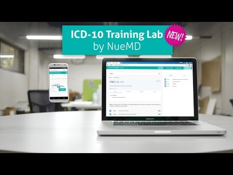 Introducing ICD-10 Training Lab by NueMD