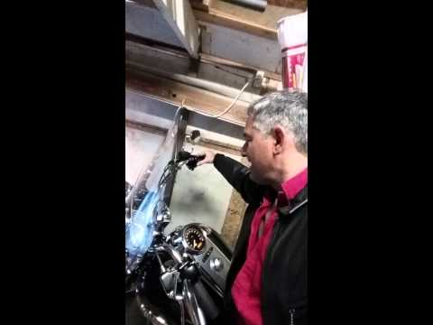 How to Winterize your Motorcycle - 12 steps