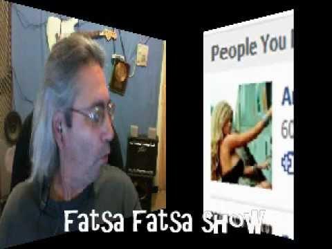 Kim Nicolaou on FB & HOW TO POST on Fatsa Fatsa Show
