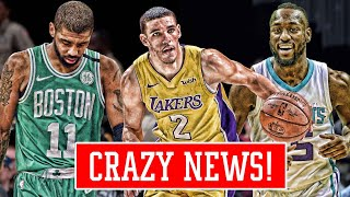 Lonzo Ball is STRUGGLING! Grizzlies players think it's FUNNY! Kyrie getting SURGERY! | NBA News