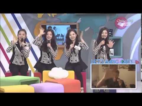 Red Velvet's Random English in After School Club