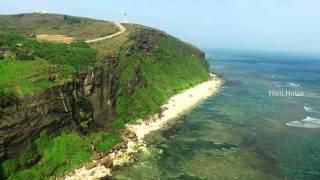 [Flycam] Đảo Lý Sơn 4.2016