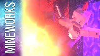 "♫ ""Better In The Nether"" - An Original Minecraft Song Animation - Official Dubstep Music Video"