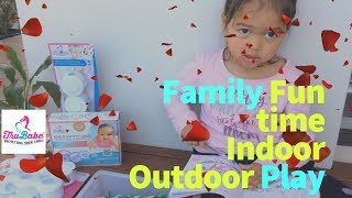 Family Fun Pack  For Kids Fun Times Indoor Outdoor Play  |  Celebrate Around the World with Us!