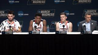 MEN'S BASKETBALL - NCAA Round 1 Postgame Presser