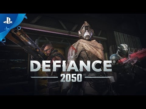 Defiance 2050 Video Screenshot 2