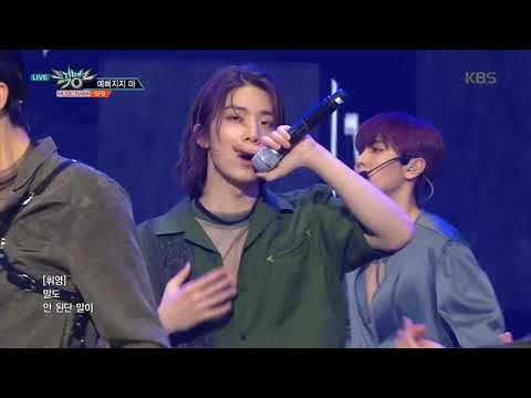 예뻐지지 마 (Enough) - SF9 [뮤직뱅크 Music Bank] 20190308