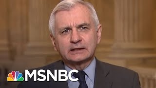 Jack Reed: 'Taken Aback' By White House's Lack Of 2016 Response | MTP Daily | MSNBC