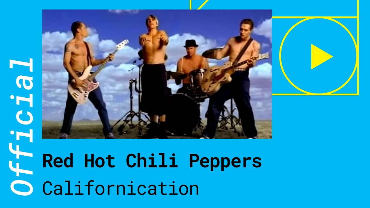 Red Hot Chili Peppers Music Videos : red hot chili peppers californication official music video youtube ~ Vivirlamusica.com Haus und Dekorationen