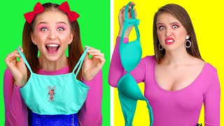 FUNNIEST HIGH SCHOOL YOU VS CHILD YOU SITUATIONS || Funny And Embarrassing Moments by 123 GO!
