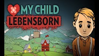#1 Adoptivkind Klaus ist immer traurig | MY CHILD LEBENSBORN (Lets Play Android, iOS)