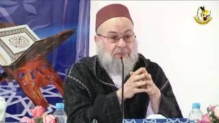 كلمة الشيخ يحيى المدغري في الندوة الوطنية 2 لمدرسة ابن القاضي للقراءات