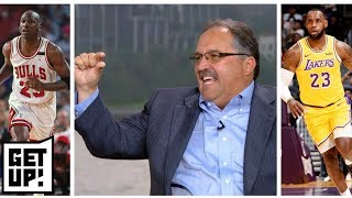 LeBron better than Jordan, according to Stan Van Gundy | Get Up!