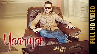 Yaariyan – Palwinder Nijjar