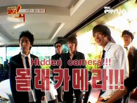 [Eng sub] Super Junior H Hidden Camera
