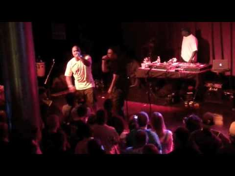 VICEVERSAH - Live w/ Raekwon at Boston Unity Fest 2009 - Paradise Rock Club