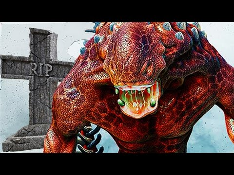 EVOLVE IS BACK FROM THE DEAD!! (XB1 Gameplay 1080p)