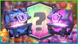 EXTREME SUPER MAGICAL CHEST OPENING!!! - CLASH ROYALE