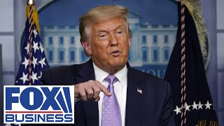 Trump holds press briefing | 8/14/20