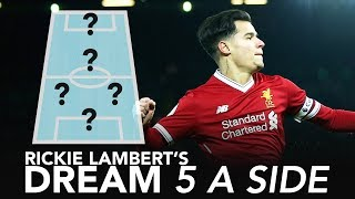 """Coutinho bosses training every day!"" 