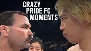 5 Incredible PRIDE FC Performances