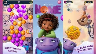 HOME: Boov Pop!- By Behaviour Interactive Inc.  -  iPhone, iPad, and iPod touch. Android