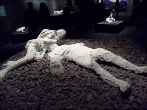 Art Exhibit - Day in Pompeii - NOT recommended for Young Children - Denver Museum