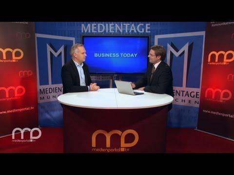 BUSINESS TODAY: Harry Klein über Erfolgsrezept Regionalfernsehen