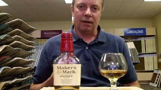 Bourbon Review #1: Maker's Mark