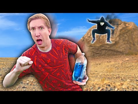 CHASE PROJECT ZORGO for 78X & Ninja Battle Royale in Real Life (Searching Abandoned Riddles)