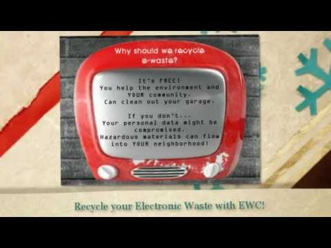 eWaste Center, Inc. 2012 Year In Review