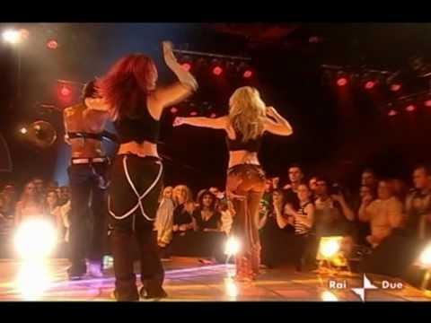 Britney Spears Boom Boom (CD Live)