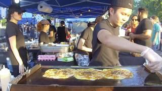 Queens Night Market NYC 2018 Food Vlog