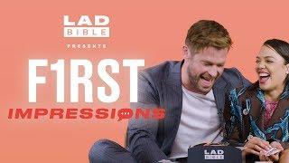 First Impressions I Chris Hemsworth's impression of Chris Pratt is hilarious!