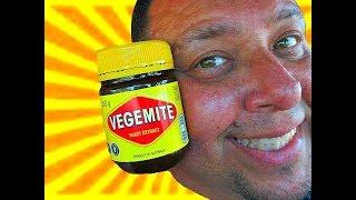 VEGEMITE™  Food Tasting & Review!