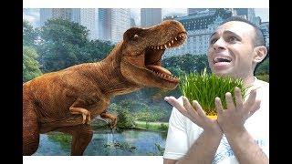 بناء اكبر حديقة ديناصورات فى لعبة Jurassic World Evolution ...