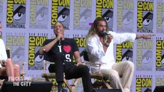 Jason Momoa To Kid : SUPERMAN IS DEAD.