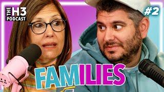 Trisha Paytas vs Gabbie Hanna Explained By My Mom - Families # 2