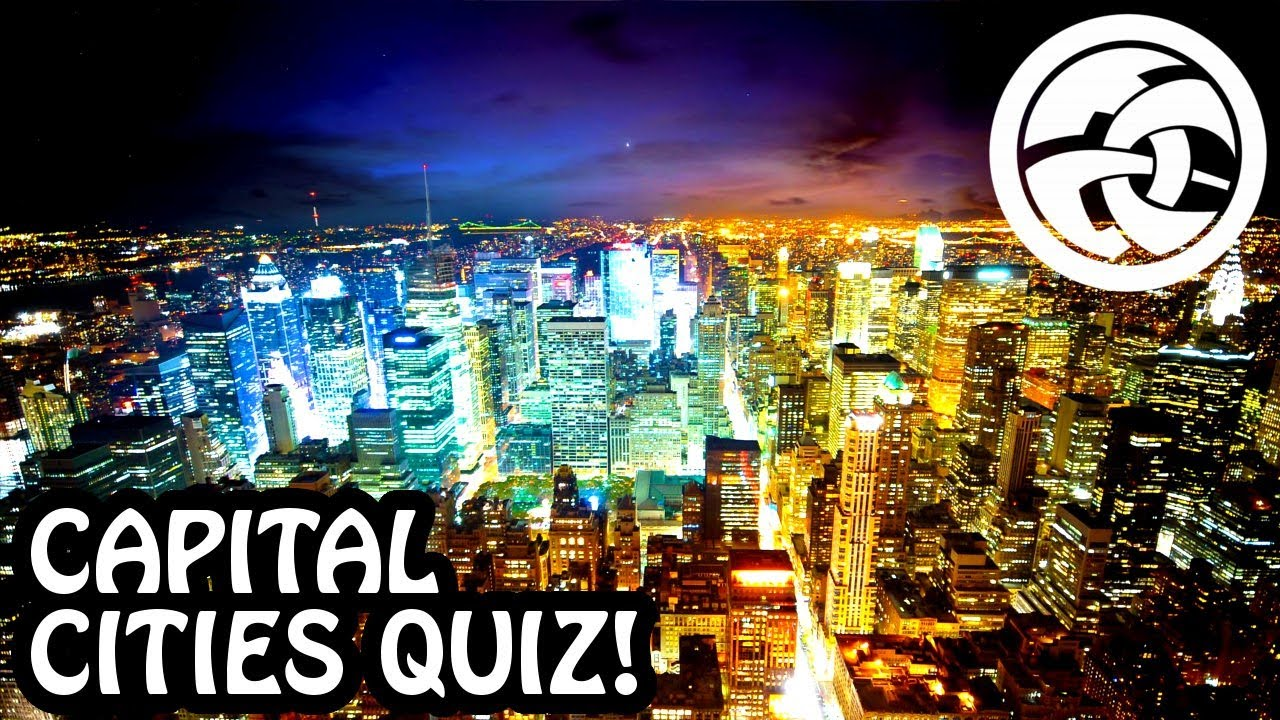 what is the capital of quiz