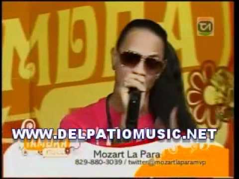 Video: Mozart La Para - Si Te Pego Lo Cuerno @ IAMDRA FULL