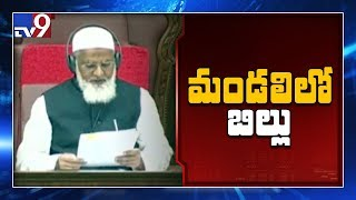 AP Legislative Council: Govt. tables Decentralisation and ..