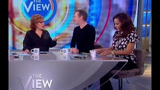 Kiefer Sutherland Talks Whoopi's Speech For His Father, 'Designated Survivor'   The View