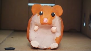 HAMSTER HELL (18+) | a Stop motion Animation