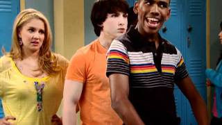 Sag Down Smackdown - So Random! - Disney Channel Official